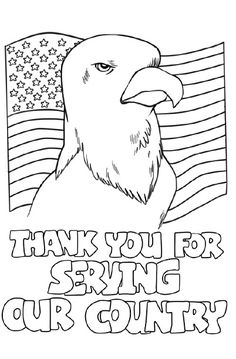 Super Teacher Worksheets has cards that students can fold, color, and send to a soldier or veteran. Check these out on our Veterans Day Worksheets page.