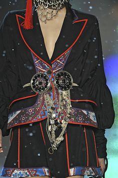 John Galliano Fall Winter 2009 Ready-to-Wear