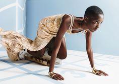 Mude o seu conceito de roupas de festa com estes vestidos arrojados