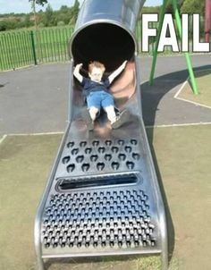 15 Hilariously Inappropriate Playgrounds - ODDEE