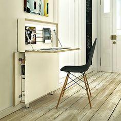 Flatmate Secretary Desk by Müller Möbelwerkstätten | MONOQI #bestofdesign
