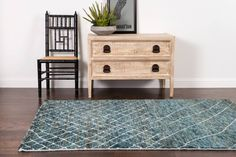 If it's a stylish statement you seek to make, then we have the rug for you. From India, the Sahara collection updates living areas with a fresh take on nomadic, Moroccan inspired rugs. Sahara is hand knotted with two different fibers - jute and wool - the later forms the ethnic patterns in each design. #moroccan #interiors