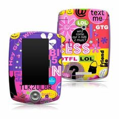 Princess Text Me Design Protective Decal Skin Sticker for LeapFrog LeapPad Explorer 32200 Learning Tablet by MyGift. $12.99. Princess Text Me / LOL art-quality design.. Slim-fitting design of this decal sticker keeps your device compatible with most cases and accessories. (Device not included.). A protective combination of cast vinyl and high gloss clear laminate to ward off the scratches and scuffs that come with daily use. It IS NOT a hard case cover / faceplate.. Speci...
