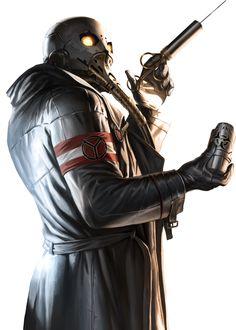 Killzone Mercenary Art