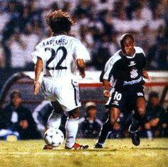 Sport Club Corinthians Paulista x Real Madrid (FIFA Club World Cup 2000)