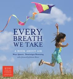 "Watch a reading of the children's book, ""Every Breath We Take"", which teaches young children about air, held at the Museum of Natural Sciences in NC."