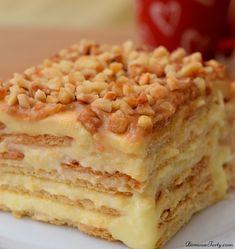 Sweet Recipes, Cake Recipes, Recipes From Heaven, Food Cakes, Hawaiian Pizza, Vanilla Cake, Tiramisu, Aga, Cheesecake