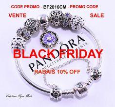 Authentique Bracelet PANDORA argent sterling par CreationsLyneHuot