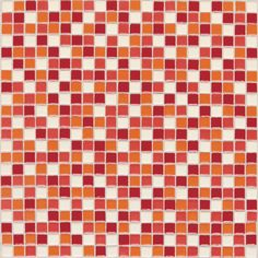 Check out this Daltile product: Athena Mosaics Coral Soiree AH41  for garage bathroom