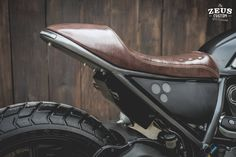 Zeus Custom | THE PASSION OF ROCKER CAFE RACER PROJECT BY ZEUS CUSTOM