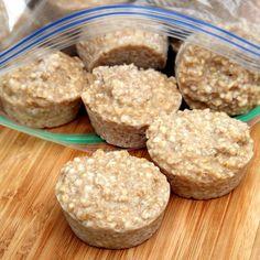 How to Freeze Oatmeal