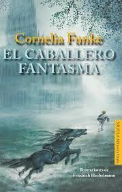 """""""El caballero fantasma"""" reseña en nuestro blog juvenil http://bibsegovia.blogspot.com.es/2012/05/el-caballero-fantasma.html"""