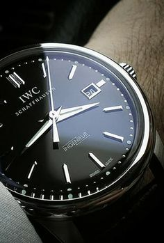 おやじが憧れる腕時計 【IWC】|おやじーのおじゃマガ情報
