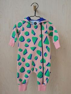 Kivinen jumpsuit, peach