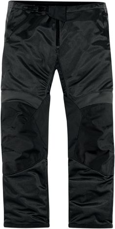 Anthem Mesh Overpant - Black | Products | Ride Icon