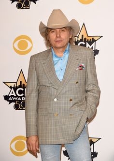 Dwight Yoakam Photos: 50th Academy Of Country Music Awards - Press Room