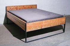 Bohlen Bett von BjornKarlsson auf Etsy