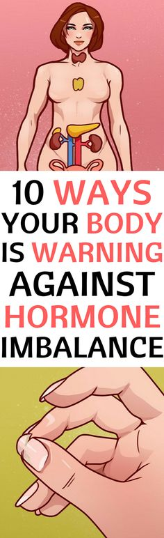 We will present you the signs of hormonal imbalance that will help you to diagnose this health issues.