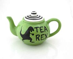 Channel your inner beast with this jurassic pot.