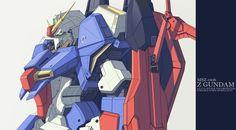 MSZ-006 Zeta Gundam / viridian-G