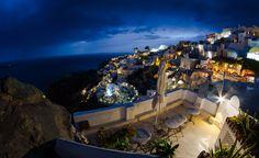 Santorini by Night by Dimitris  Damien  on 500px