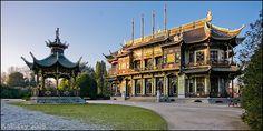 Chinese paviljoen, Laken, Alexandre Marcel, 1901-1904