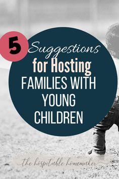 These suggestions are great! If you are hosting families with young children, these tips will definitely make it easier! New Grandparents, Christian Homemaking, Youngest Child, Perfect Sense, Young Family, Backyard For Kids, Young Children, Mom Blogs, Family Life