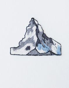 マッターホーン ワッペン / Mt. Badge
