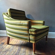 A personal favorite from my Etsy shop https://www.etsy.com/listing/251134381/mid-century-modern-armchair-modern-club