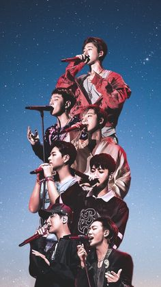 Kim Jinhwan, Chanwoo Ikon, Bobby, Ikon Wallpaper, Wallpaper Lockscreen, Iphone Wallpapers, Ikon Member, Winner Ikon, Jay Song