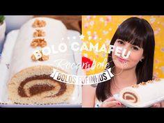 ROCAMBOLE DE NOZES aka BOLO CAMAFEU | I Could Kill For Dessert 86 #ICKFD - YouTube