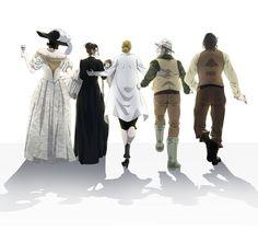 Resident Evil Vii, Resident Evil Collection, Evil Anime, Evil Art, Anime Reccomendations, Cute Friends, Film Aesthetic, Bridesmaid Dresses, Wedding Dresses