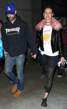 Adam Levine & Behati Prinsloo from The Big Picture: Today's Hot Pics  Date night!  The new parents are seen at a Lakers game at the Staples Center in Los Angeles.