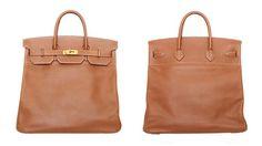 Vintage Hermès Veau Chrourchevel Bag If only I had the money so love this #purse #bag #hermes