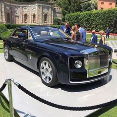 Rolls Royce Sweptail, modèle unique à 10 millions  #RollsRoyce #Sweptail» http://amzn.to/2tNZNTY