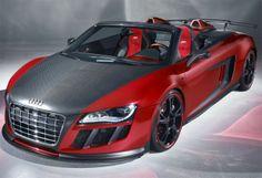 ABT Sportsline Audi R8 GTS