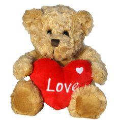 Aranyos plüss maci, mely tökéletes ajándék párodnak. Igazán cuki és puha :) Valentines Day, Teddy Bear, Animals, Valentine's Day Diy, Animales, Animaux, Valantine Day, Teddy Bears, Animal Memes