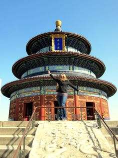 Inkshuffle | Really magic place Temple of Heaven. Feel the history!