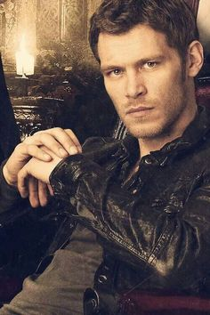 The Originals and The Vampire Diaries ... Joseph Morgan as Klaus Mikaelson