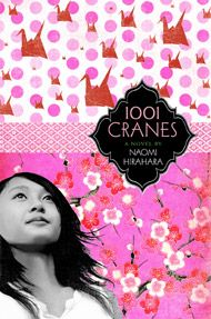 One of the things I learned in this novel is that the folding of 1001 paper cranes by the bride for her wedding is more specifically a Japanese American custom, by way of Hawaii. While Japanese folk tradition does tell of the healing powers and good fortune that come from folding 1000 paper cranes, the 1001 cranes for a wedding seem to have arisen from a Hawaiian context.