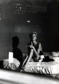 Linda Evangelista for Dolce & Gabbana. Spring/summer 1991.