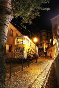 Lisbon travel adventures.
