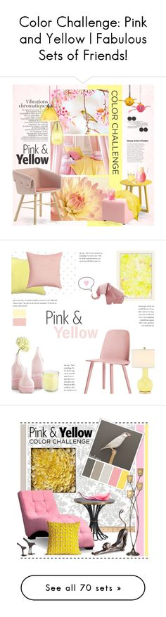 """Color Challenge: Pink and Yellow 