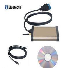 Bluetooth CDP Pro OKI TCS CDP Pro Gold auto cdp scanner