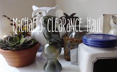 Michaels Clearance Haul – 80% Off ! | Budget Savvy Diva - so many goodies