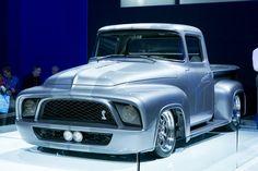 Gene Simmons' Snakebit 56 Ford F100