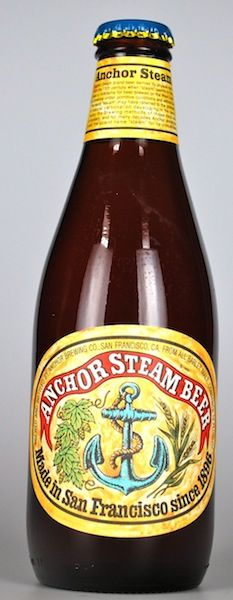 Anchor Steambeer 35,5cl / Barmans Biertje