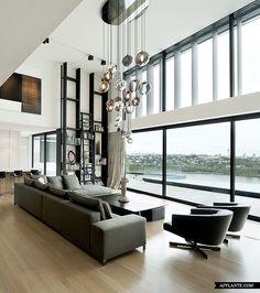 Lucerne House // Daniel Marshall | Afflante.com