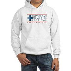 Grey Sloan Memorial Hospital Hooded Sweatshirt for