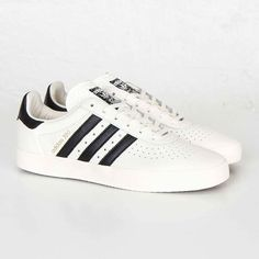 The Adidas 350 SPZL Off White Core Black is releasing in 15 minutes...  http://ift.tt/1Phhv4G